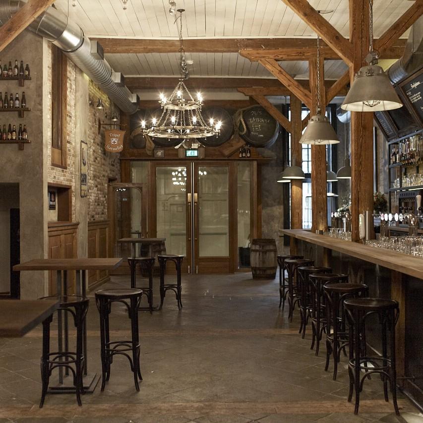 BELT domotica KNX BOTERHAL Horeca Boterhal St.Joris BREDA Bier Breda