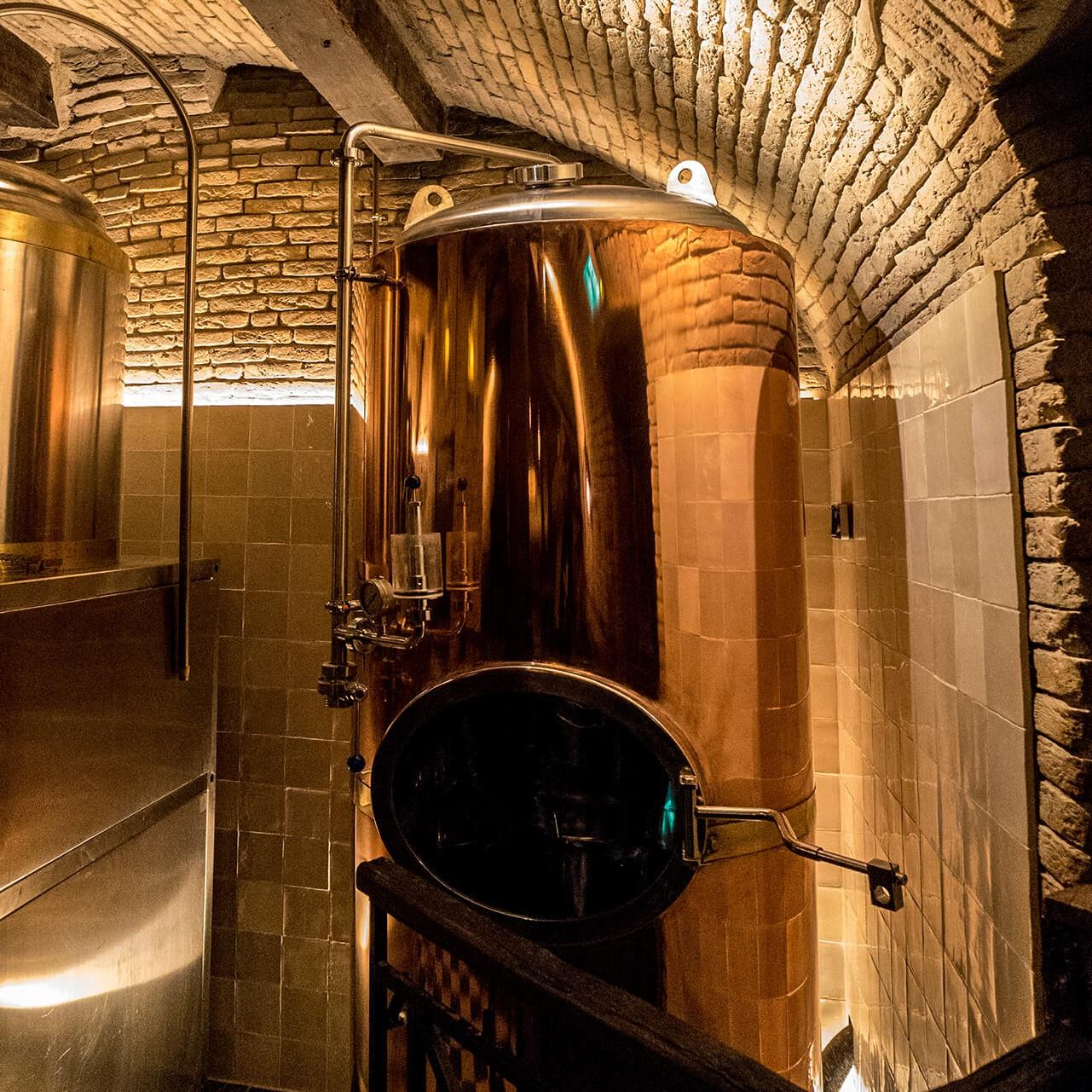 BELT installatietechniek Horeca Boterhal St.Joris BREDA Bier Breda