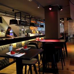 BELT installatietechniek Horeca Geisha Lounge breda BELT