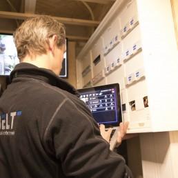 BASALTE BELT KNX Breda Bavel Basalte domotica BELT installatietechniek