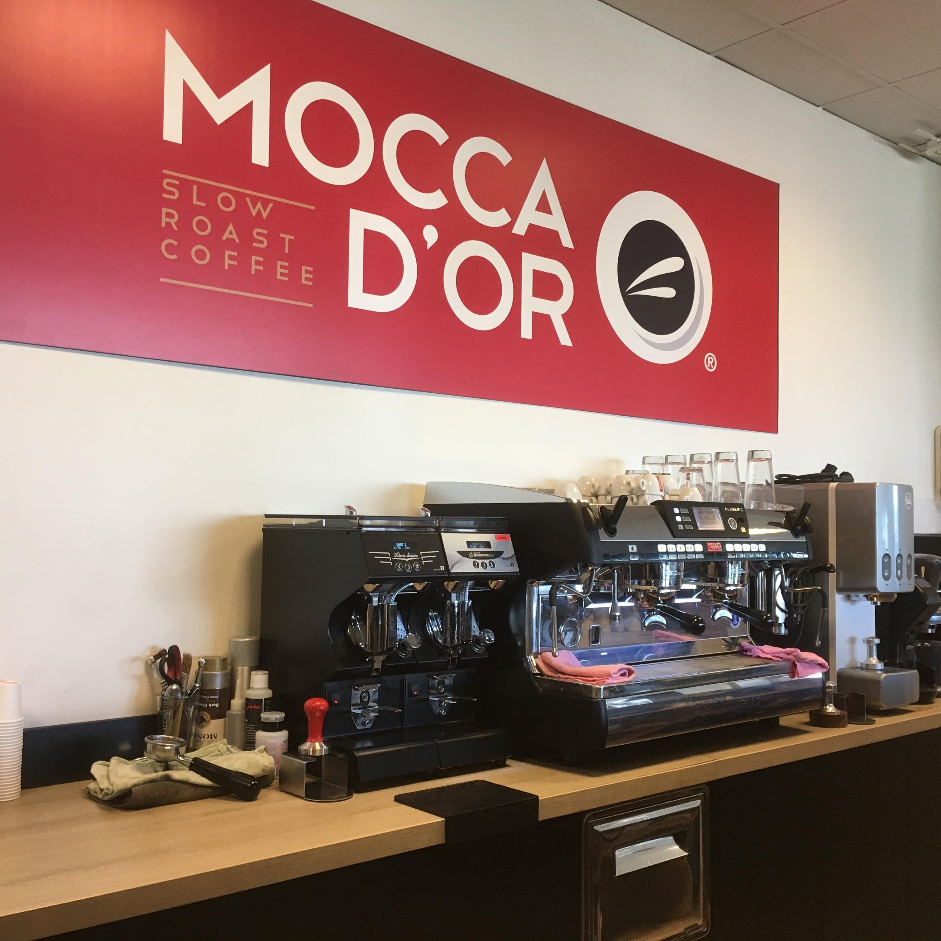 BELT domotica horeca Mocca Dor Koffie BELT installatietechniek