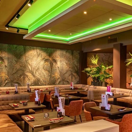 BELT installatietechniek Geisha Lounge Tilburg DomoticaBreda.nl Smart Home